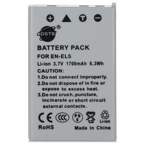 Dste En-el5 Bateria 1700mah Totalmente Decodificada Para Nik