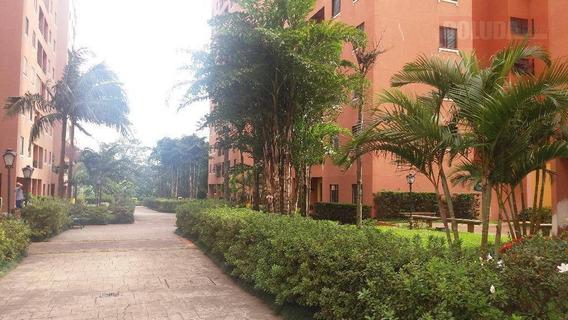 Apartamento Residencial À Venda, Interlagos, São Paulo. - Ap1036