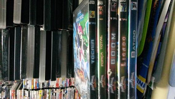 Coleção Original Power Rangers Tempestade Ninja (5 Dvd