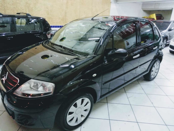 Citroën C3 1.6 16v Exclusive Flex Aut. 5p 2010