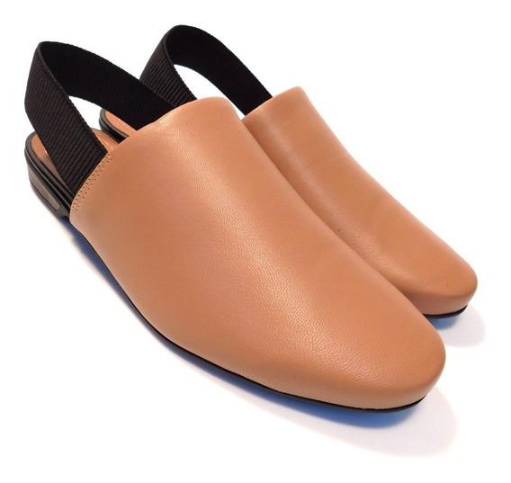 Sapato Feminino Slingback Usaflex - Ref Ac2202