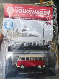 Autos De Volkswagen La Colección Oficial Fascículo 15 Sellad
