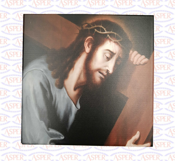 Azulejo Exterior/interior 20x20 Ó 15x15 Jesus Nazareno -oleo