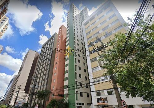 Apartamento A Venda No Bairro Cristo Rei Em Curitiba - Pr.  - Ap-1501-1