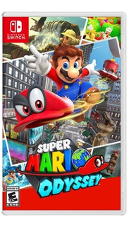 Mario Odyssey Switch (nuevo,sellado,fisico)+envio Gratis