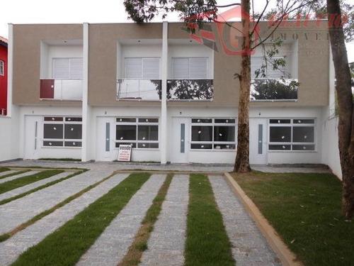 Sobrado Para Venda Em São Paulo, Jardim Das Vertentes, 2 Dormitórios, 2 Suítes, 3 Banheiros, 2 Vagas - So0290_1-1010236