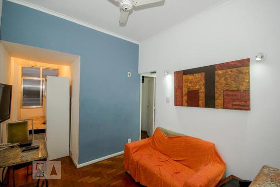 Apartamento Para Aluguel - Copacabana, 1 Quarto, 40 - 893118305