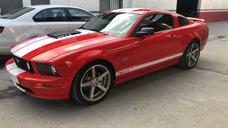 Ford Mustang 4.6 Gt Vip Euipado Piel At