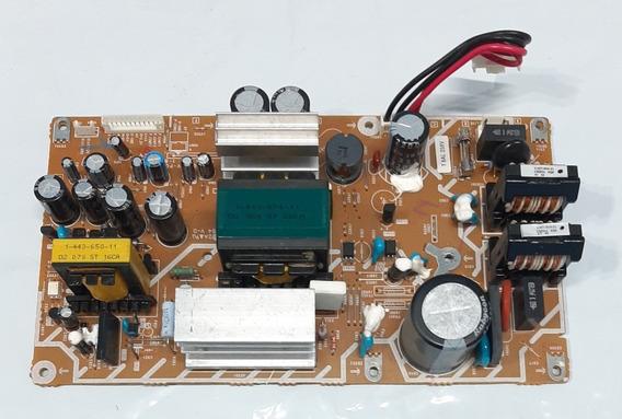 Placa Da Fonte Dvd Reciver / Home Sony Hcd-dz250k 187210513