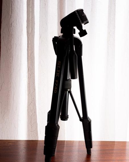 Tripé Câmera Slik F740
