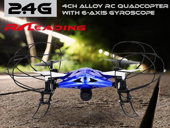 Dia Da Criança Drone Indestrutível De Alumínio Camera 2 Mp