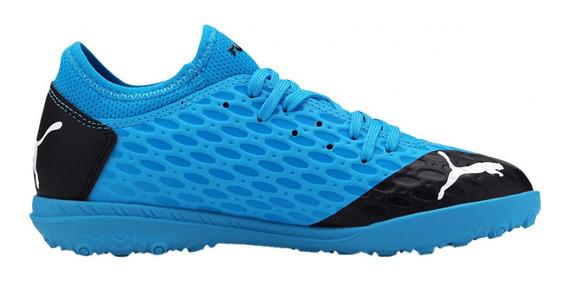 Zapatillas Puma Future 5.4 Tt Jr Abdp Hombre 10615601-106156