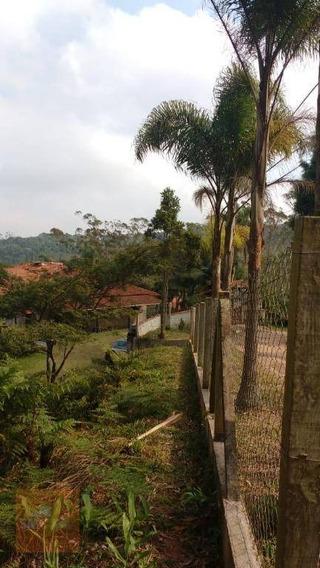 Chácara Com 5 Dormitórios À Venda Por R$ 636.000 - Itrapoá - Ribeirão Pires/sp - Ch0022