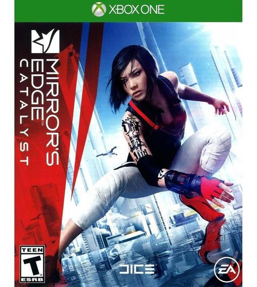 Mirrors Edge Catalyst Xbox One - Lacrado