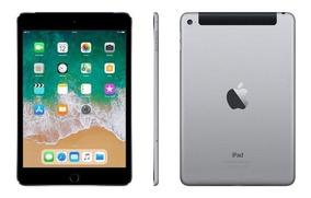 iPad Mini 4, Tela Retina,128gb Wi-fi +cellular Mk762bz/a Nf