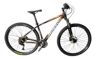Bicicleta Mtb Mosso 27 Vel Alivio 29 Frenos Hidraulicos