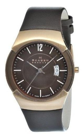 Relojes De Pulsera Para Hombre Relojes 981xlrld Skagen