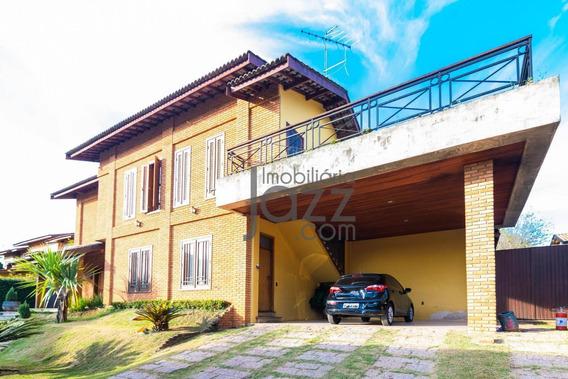 Casa Com 3 Dormitórios À Venda, 355 M² Por R$ 1.480.000,00 - Barão Geraldo - Campinas/sp - Ca5064
