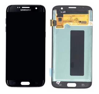 Display Tela Frontal Lcd Samsung Galaxy S7 Edge C/a - Preto