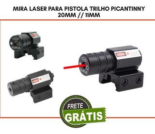 Mira Laser Trilho Picantinny - Pt917 Th9 Th40 Ts9 Th380 G2c