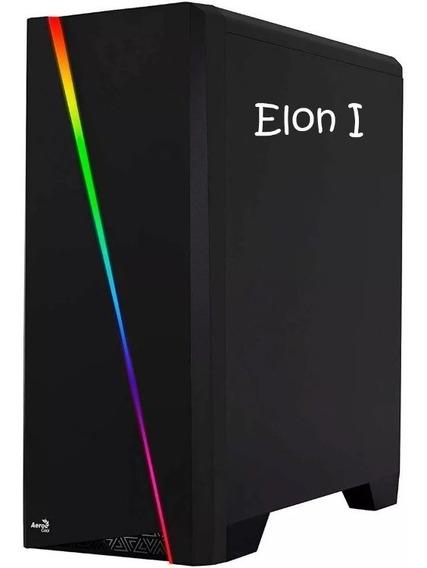 Elon Pc Gamer Ryzen 7 Ddr4 8gb Hdd 1 Tb Sdd 120 Gb Gtx 1050