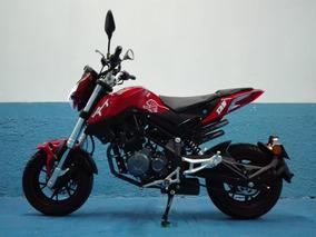 Espectacular Moto Benelli Tnt 135