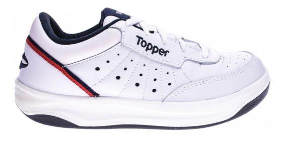 Zapatilla Topper X Forcer Blanco Hombre