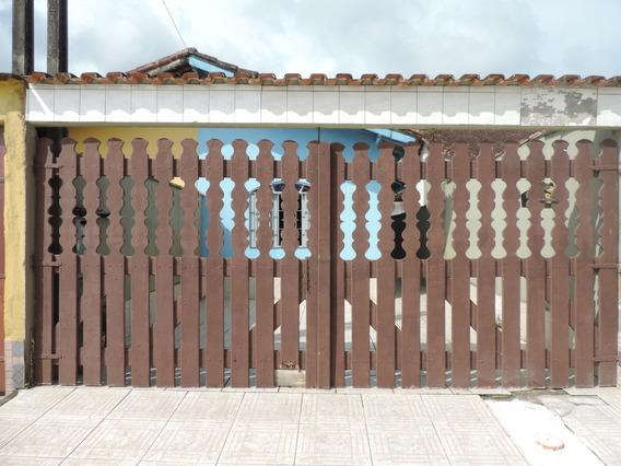 Excelente Casa Com Edicula Na Praia De Mongaguá
