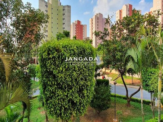 Apartamento 02 Dormitorios No Sao Cristovao - 11235