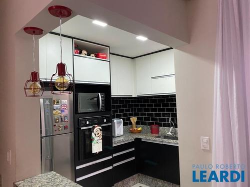 Imagem 1 de 15 de Casa Em Condomínio - Vila Regente Feijó - Sp - 635933