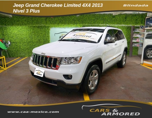 Jeep Grand Cherokee 2013 Blindado