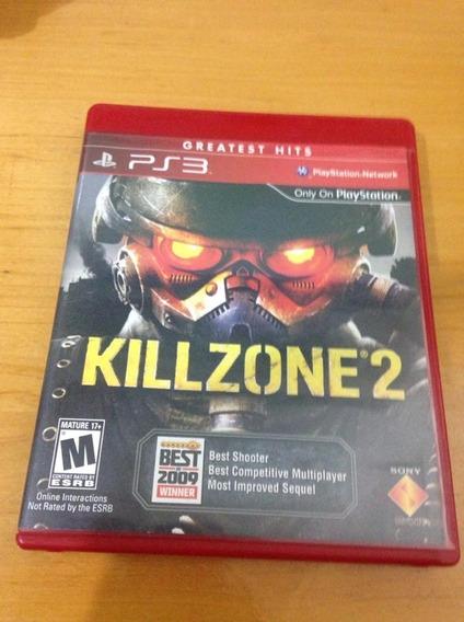 Killzone 2 Semi Novo Mídia Física Ps3 Playstation 3 R$65,98