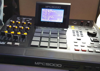 Akai Profesional Mpc5000