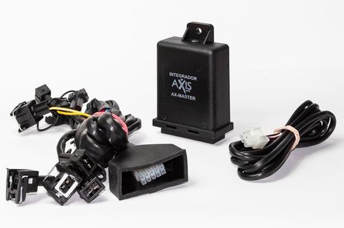 Emulador Axis 3 En 1 Ax-master
