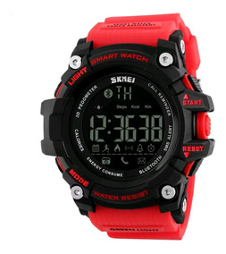 Relogio Masculino Skmei 1227 Bluetooth Smartwatch Inteligent