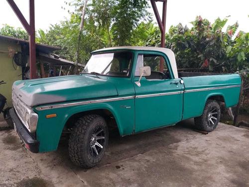 Dodge Pick Up Vendo O Cambio