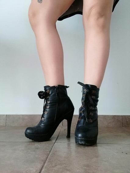 Zapatos Americanino Tipo Botineta