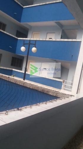 Apartamento Padrão Para Venda Em Cidade Ocian Praia Grande-sp - 790