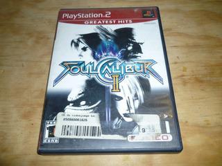 Soul Calibur Playstation 2 Ps2