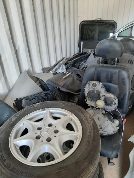 Mercedes Benz Cdi 220 ,baja, Desarmado Completo, Repuestos