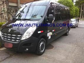 Master Ano 2017 L3h2 65.000 Km Pack Luxo Jm Cod 344