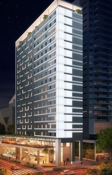 Hotel Em Pinheiros, São Paulo/sp De 17m² 1 Quartos À Venda Por R$ 320.000,00 - Ho315093
