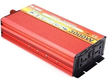 Inversor Xuyuan 3000w Pico 6000w 12v 220v Envio Com Rápidez