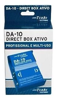 Directbox Turbo Ativo Da10 #3315