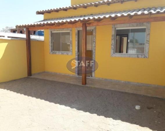 Casas 2 Quartos Para Venda Em Cabo Frio / Rj No Bairro Unamar - Ca1094 - 67806311