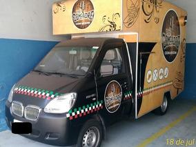 Foodtruck Shinerayt20 + Gerador Branco Inverter Food Truck