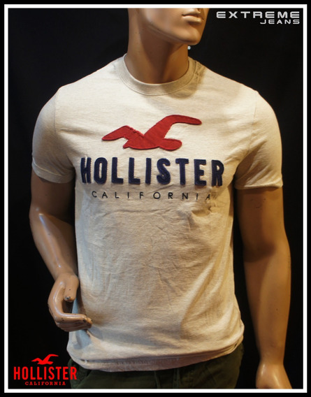 Playeras Hollister