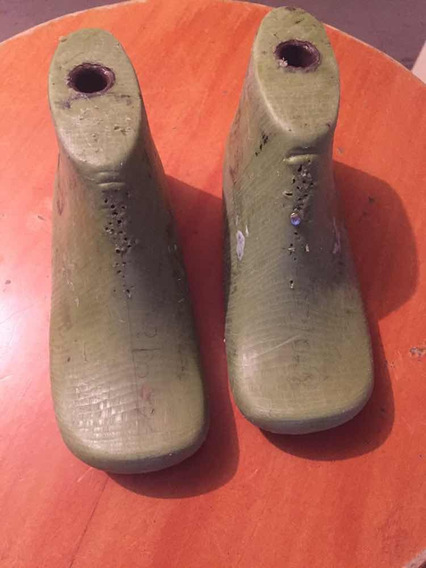 Hormas Para Zapatos Ortopedico Punteras Rectas