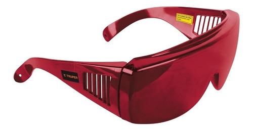 Gafas Rojas Para Láser Truper