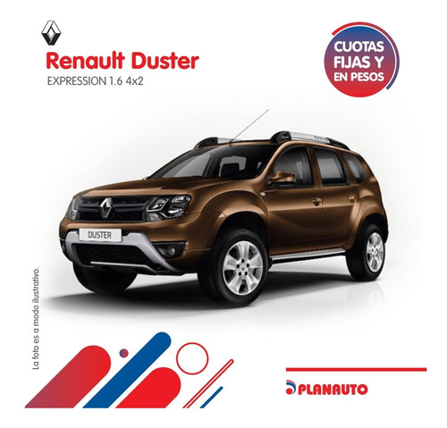 Renault Duster Financiada